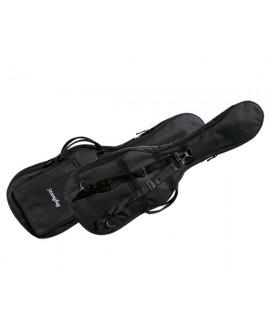 Funda Guitarra Clásica Acolchada Cadete Nylon Strongbag FGCCS