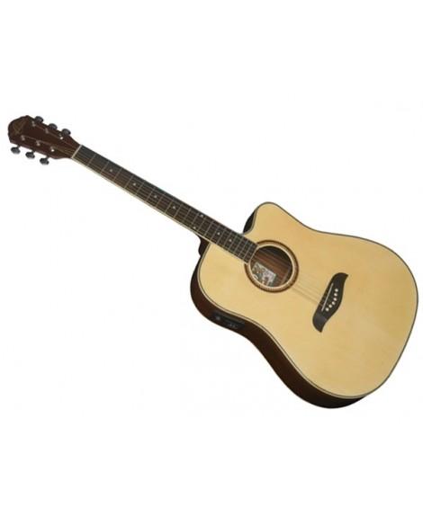 Guitarra Acústica Oscar Schmidt OG2CE