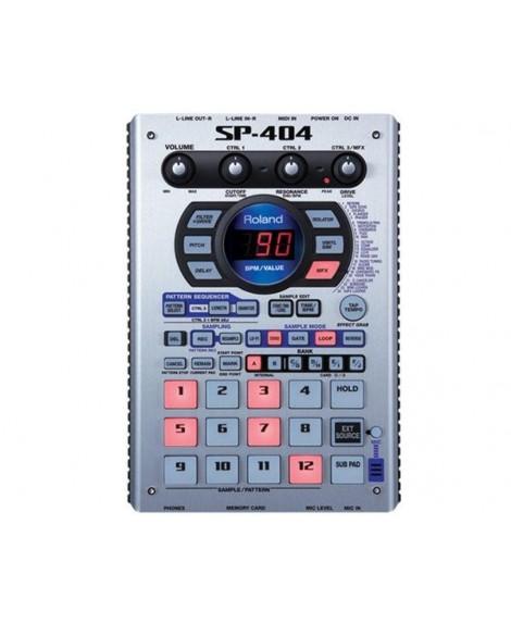 Sampler Roland SP-404SX