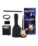 Pack Guitarra Eletrica Academy