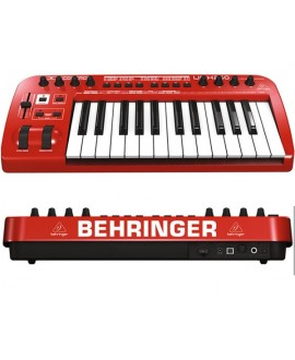 Teclado Controlador Behringer UMX250