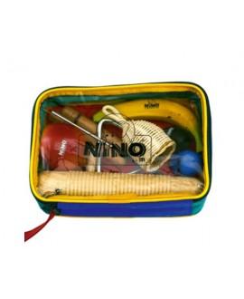 Set Percusión Niños Nino Set 4