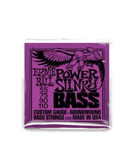 Juego Cuerdas Bajo Ernie Ball Power Slinky 2831