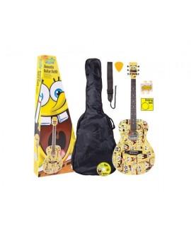 Guitarra Acústica Bob Esponja
