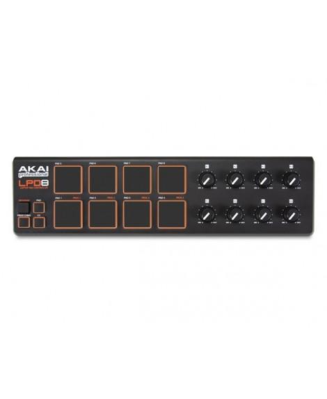 Pad Controlador Akai LPD8