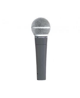 Micrófono Shure SM-58 LC
