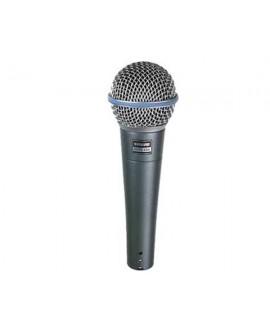 Micrófono Shure Beta-58 A