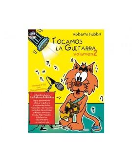 Tocamos la Guitarra Vol.2 Roberto Fabbri