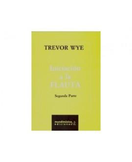 Iniciación a la flauta Vol.2 Trevor Wye