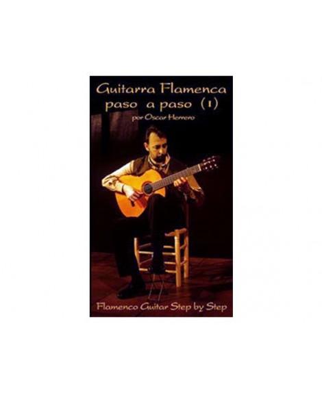 DVD Guitarra Flamenca Paso A Paso: Técnica Básica I