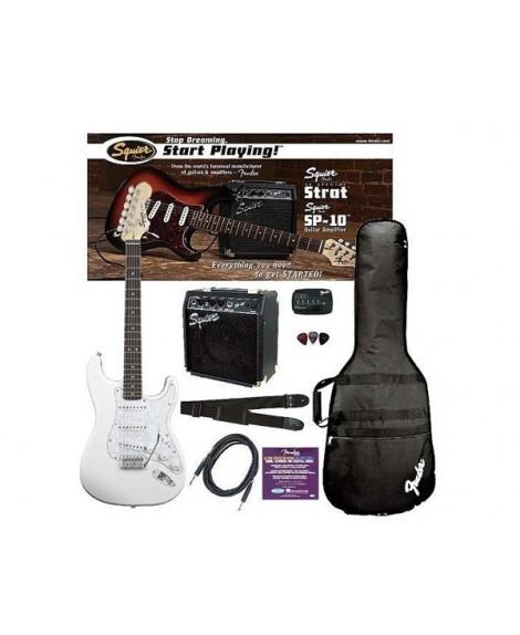 Pack Guitarra Eléctrica Squier SE Special SP-10