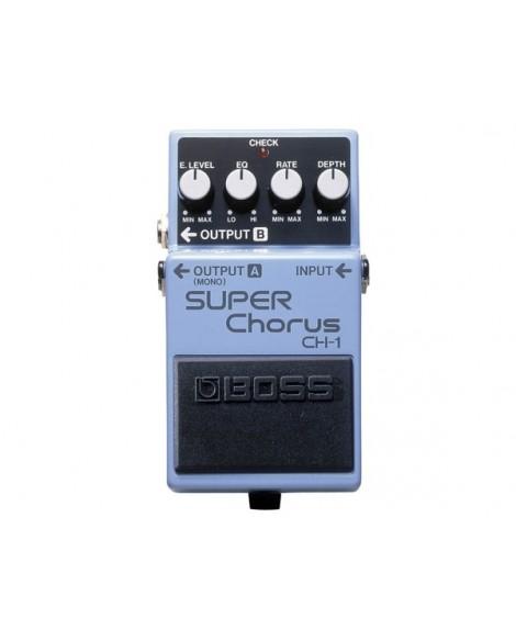 Pedal Boss CH-1 Super Chorus