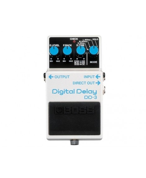 Pedal Boss DD-3 Digital Delay