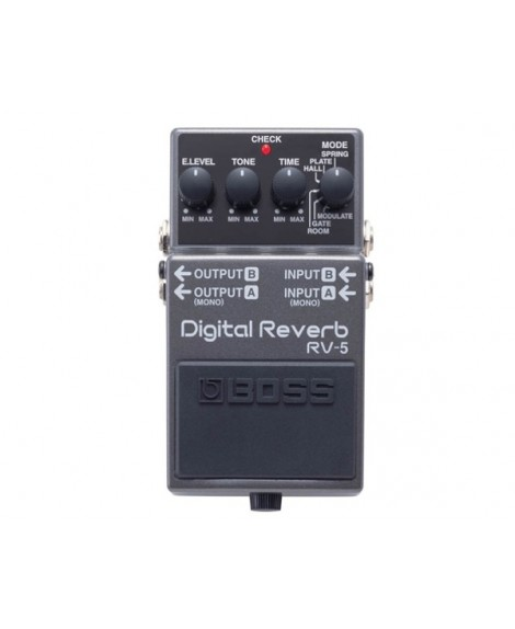 Pedal Boss RV-5 Digital Reverb