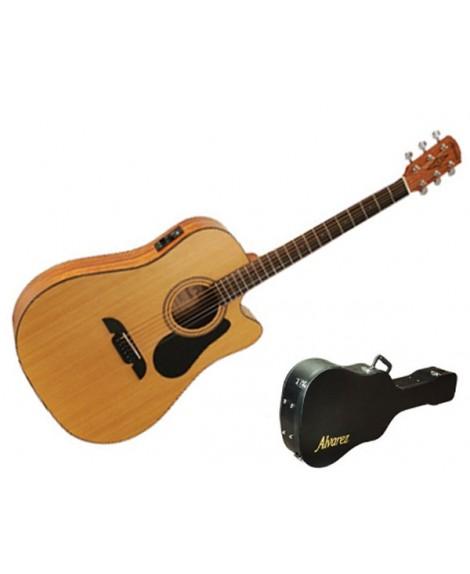 Guitarra Acústica Electrificada Alvarez RD12CE