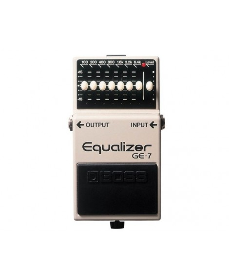 Pedal Boss GE-7 Equalizer