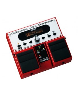 Pedal Boss Multiefectos VE-20 Vocal Performer