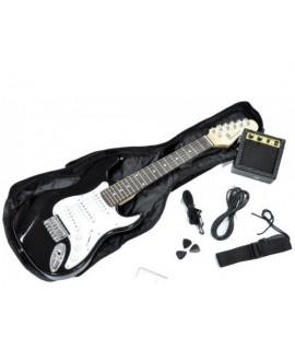 Pack Guitarra Eléctrica Infantil Rochester