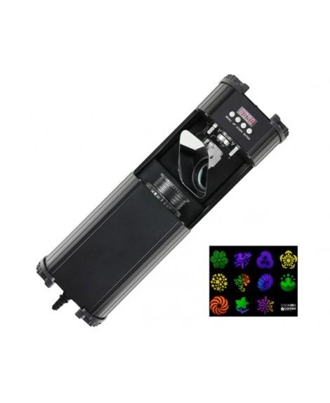 Escaner LED Gobos Cameo Moving Light CLSCAN25W