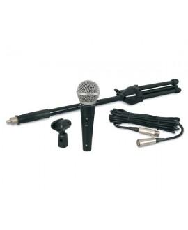 Set Micrófono Mark DM 50