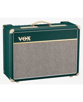 Amplificador Guitarra Vox AC Custom AC15C1 Racing Green