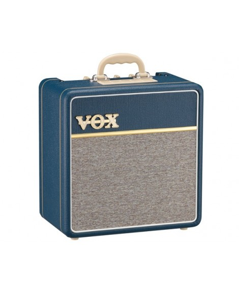 Amplificador Guitarra Vox AC Custom AC4C1-BL