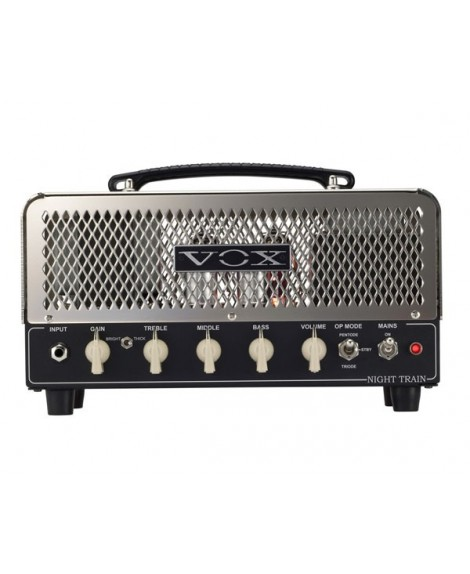 Amplificador Guitarra Vox Night Train NT15H
