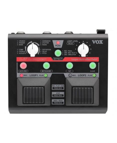 Pedalera Multiefectos Vox Lil' Looper VLL-1