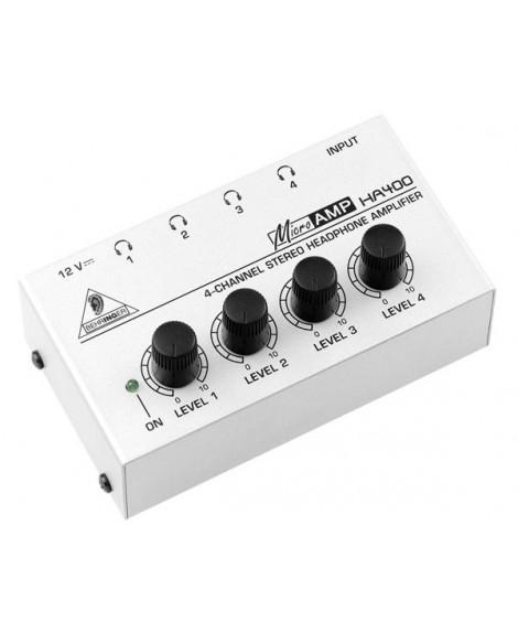 Amplificador Auriculares Behringer HA400