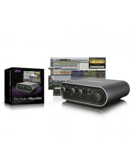 Interfaz Audio Avid Mbox Mini Pro Tools 10