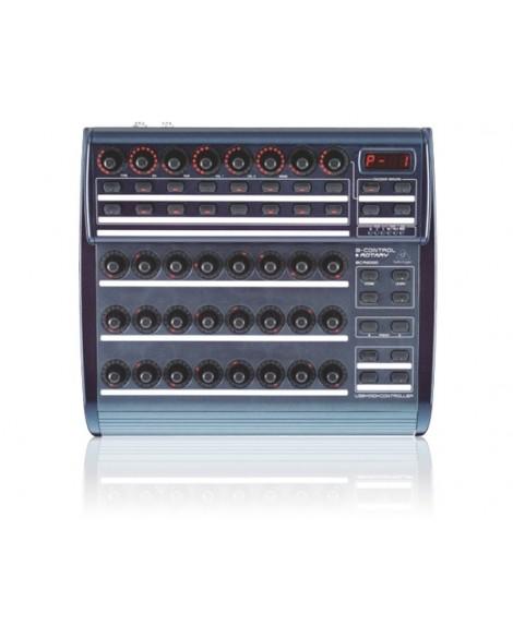 Controlador MIDI USB Behringer BCR2000 B-Control Rotary