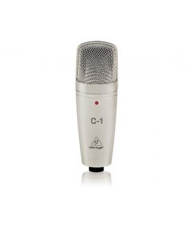 Micrófono Behringer C-1