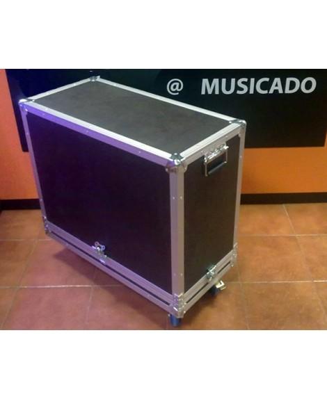 Flight Case Musicado Amplificador Vox AC-30