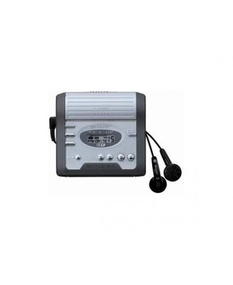 Grabador Portatil MiniDisc Sharp MD-MT 270 H