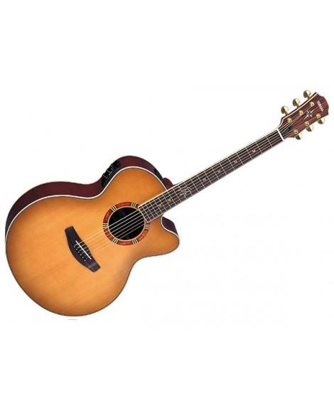 Guitarra Acústica Yamaha CPX15EII