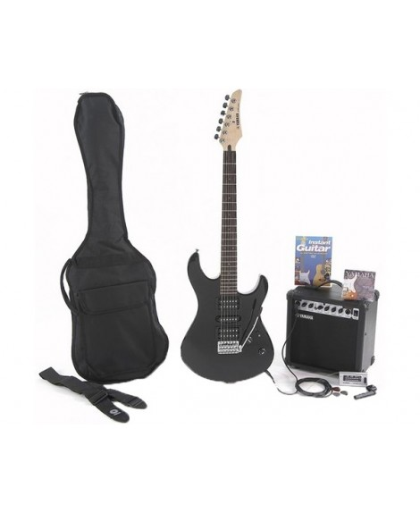 Pack Guitarra Eléctrica Yamaha ERG121GPIIH