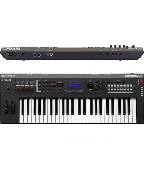 Sintetizador Yamaha MX49