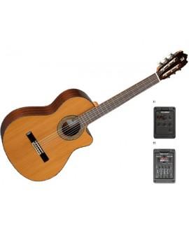 Guitarra Clásica Alhambra 3F CW E1