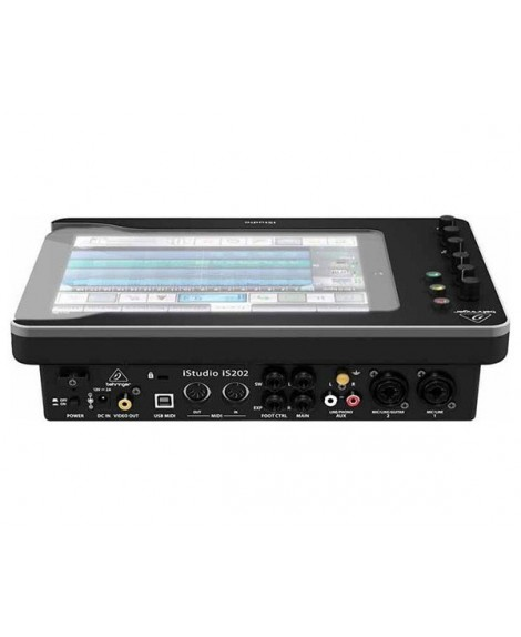 Interfaz de Audio Behringer iStudio iS202