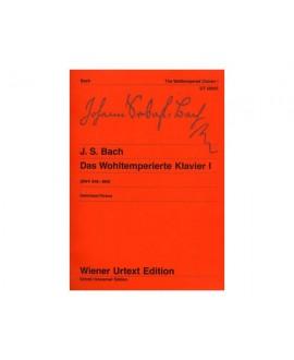 El Clave bien Temperado Vol.1 J.S.Bac