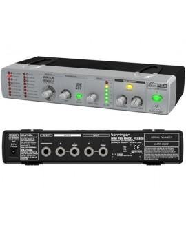 Procesador Multiefectos Behringer Minifex FEX800