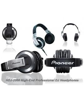 Auriculares Pioneer HDJ-2000