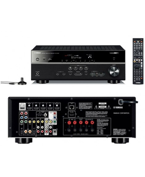 Receptor Audio-Video Yamaha RX-V475