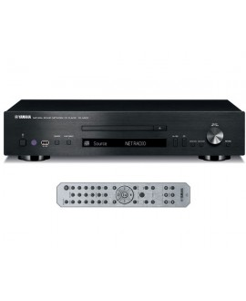 Lector Compact Disc en Red Yamaha CD-N500