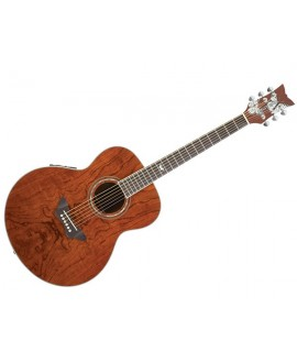 Guitarra Acústica Daisy Rock Butterfly Jumbo Bubinga
