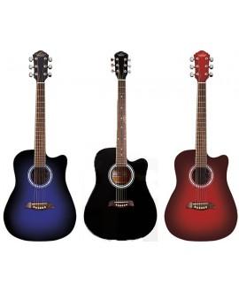 Guitarra Acústica Oscar Schmidt OD45CBPAK