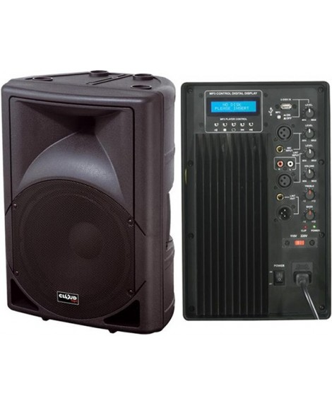 Altavoz Amplificado CBOX-112MP3 Bluetooth