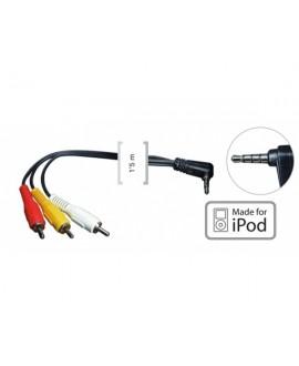 Conexión Vídeo Especial iPod