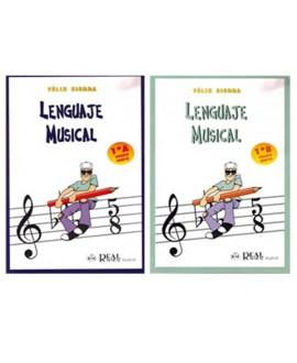 Lenguaje Musical Grado Medio Félix Sierra