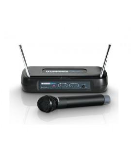 Sistema Inalámbrico UHF Micrófono Mano LD System ECO 2 HHD 4